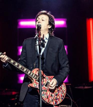 Twitter: Paul McCartney
