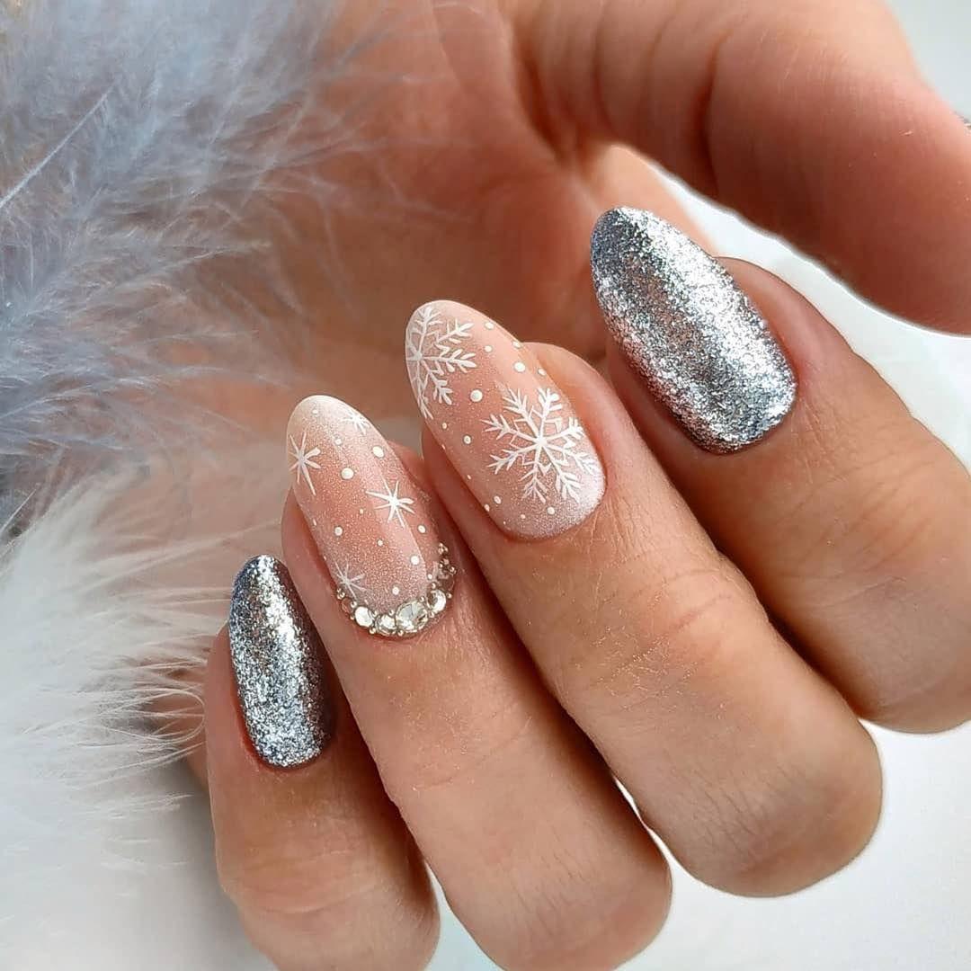 5 Diseños De Uñas Que Debes Probar Durante Navidad Mujer