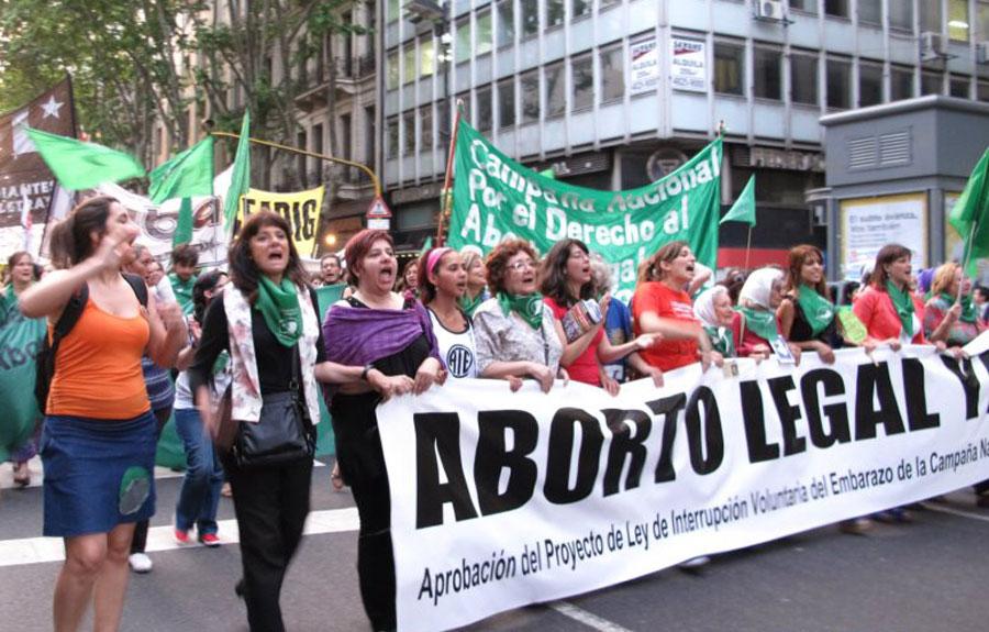 Resultado de imagen para Presentarán un nuevo proyecto para despenalizar el aborto