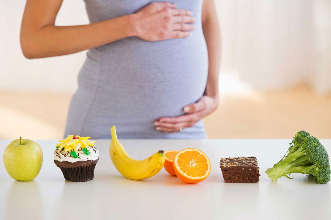 Peso debe una mujer ganar embarazada cuanto