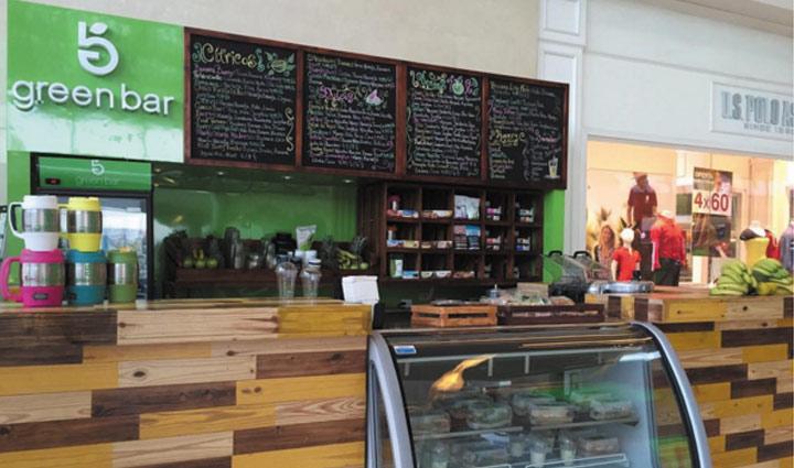 Green Bar Cafe