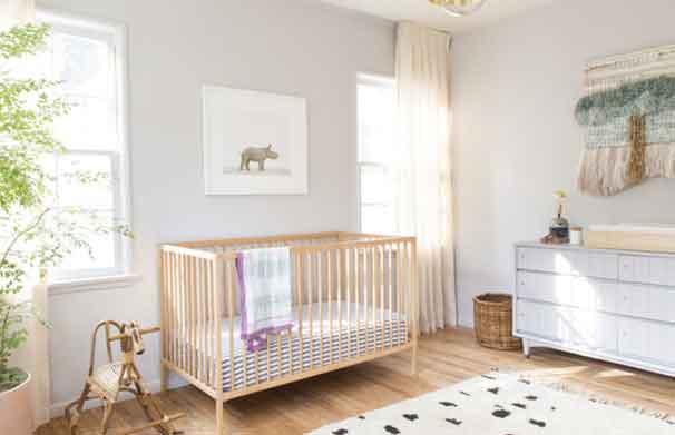 Mandamientos de la decoración del cuarto del bebé | Mujer
