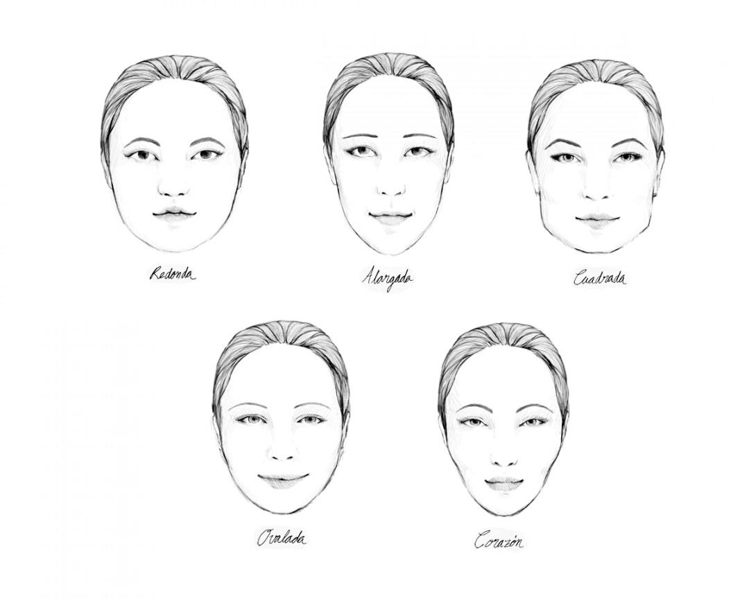 43b8d2ff07 El peinado que va con tu rostro | Mujer