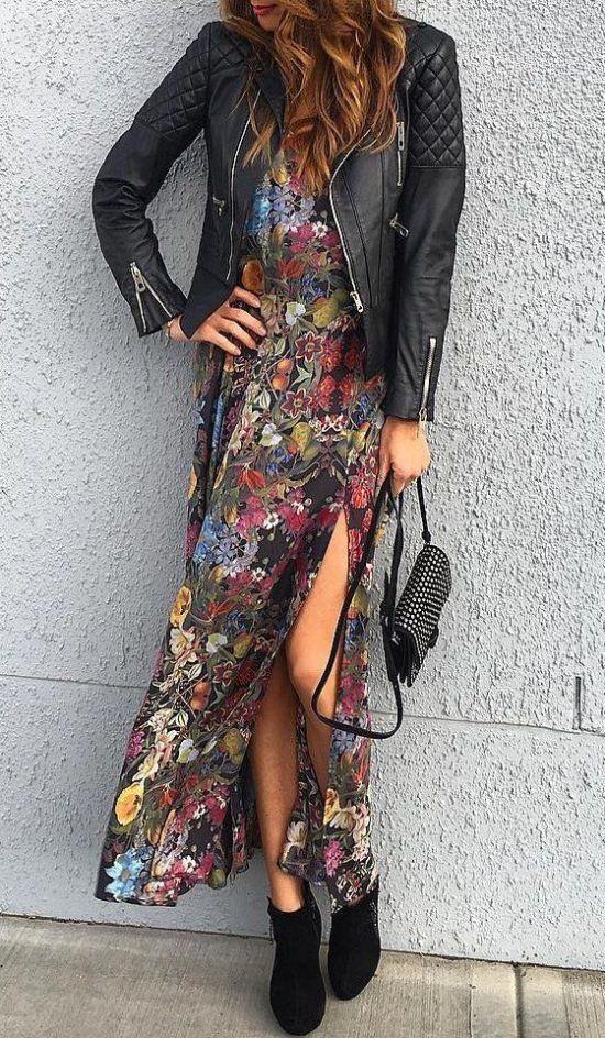 Fashion inspo': vestido largo para toda ocasión | Mujer