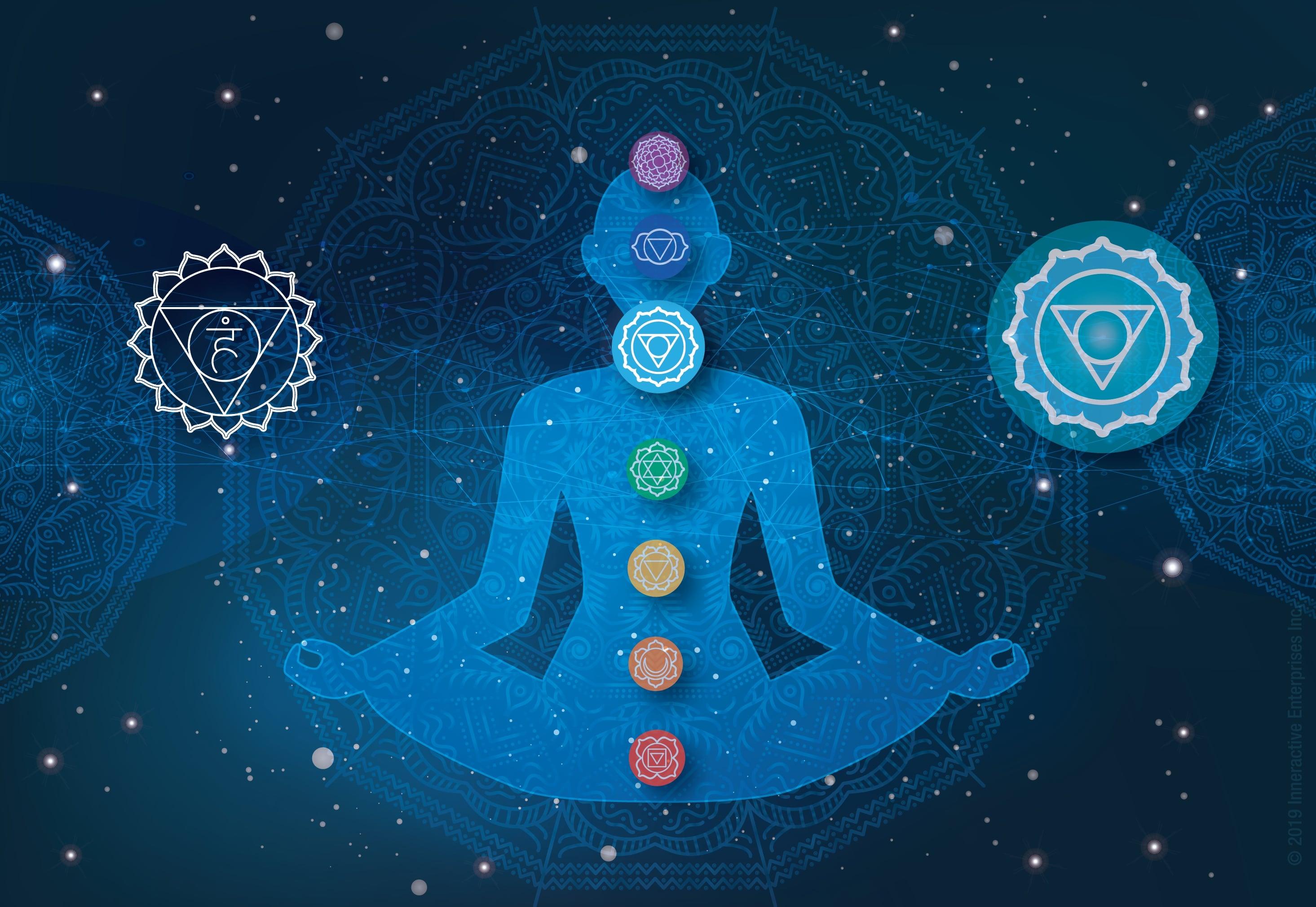 Quinto chakra: Voz, lenguaje y voluntad
