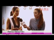 Embedded thumbnail for Entrevista a Atenas Hernández