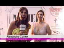 Embedded thumbnail for Entrevista con Alexandra Castro de Fundacáncer