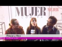 Embedded thumbnail for Entrevista con Prince y Hiro de Ice Blume Studio