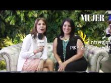 Embedded thumbnail for Piky Zubieta en el stand de MUJER