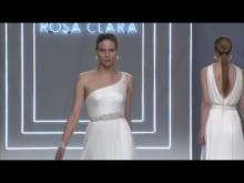 Embedded thumbnail for Rosa Clara Fashion Show 2017