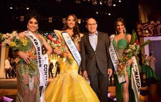 Valerie Falcón la reina del Carnaval de Panama, un país en fiesta 2019