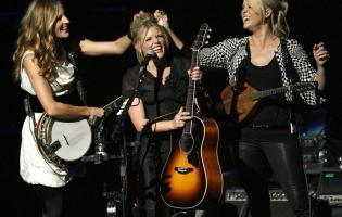 """Dixie Chicks no edita un álbum desde el 2006, cuando lanzó """"Taking The Long Way"""". Foto AP"""