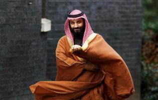 El príncipe Mohammed ben Salmane